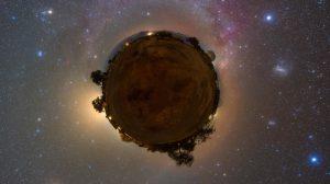 Почти като на Марс (Астрономическа снимка на деня – APOD)