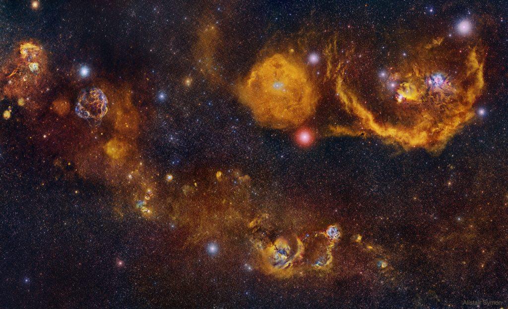 От Орион до Колар (Астрономическа снимка на деня – APOD)