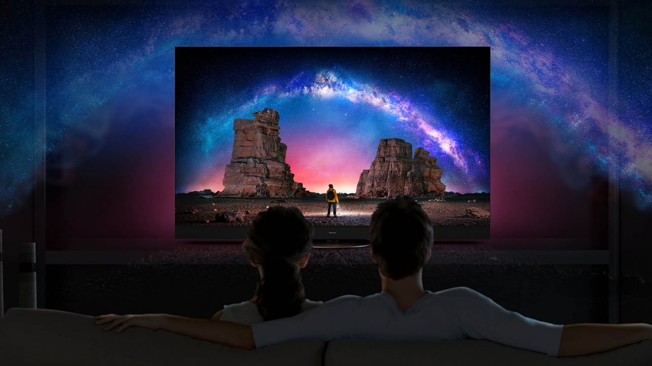 Panasonic представи новите си модели OLED и LED телевизори за 2021 г.