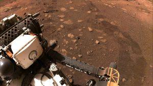 Perseverance направи първо кръгче на Марс (Астрономическа снимка на деня – APOD)
