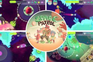 Българи разработиха образователна мобилна игра за деца - Space Patrol (видео)