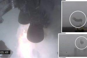 Тестовият полет на Starship SN11 завърши с взрив във въздуха точно преди приземяване (видео)