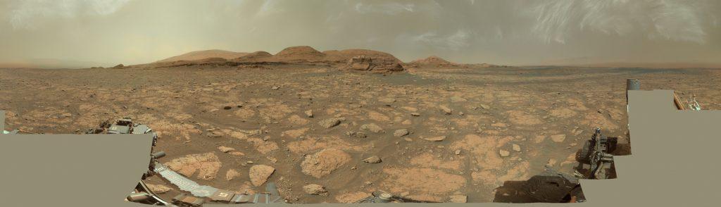 Curiosity: марсиански ден 3048 (Астрономическа снимка на деня – APOD)