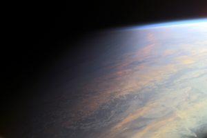 Планетата Земя по време на полумрак (Астрономическа снимка на деня – APOD)