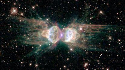 Планетарната мъглявина Mz3: Мъглявината Мравка (Астрономическа снимка на деня – APOD)