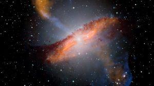 Усуканите магнитни полета на Centaurus A (Астрономическа снимка на деня – APOD)