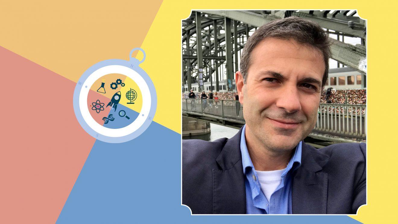 ЧСУ Izzi Science for Kids представя своя учител – журналистът Венелин Петков