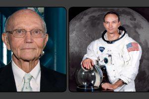 На 90-годишна възраст почина легендарния астронавт Майкъл Колинс – част от мисията Аполо 11