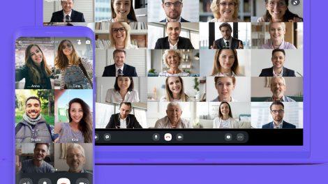 Нови възможности във Viber – вече 30 участници могат да се включат в един видеоразговор