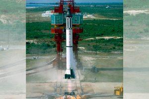 Изстрелването на Mercury-Redstone 3 (Астрономическа снимка на деня – APOD)
