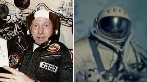 87 години от рождението на Алексей Леонов - първият човек излязъл в открития Космос (видео)