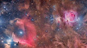 Конска глава и мъглявините в Орион (Астрономическа снимка на деня – APOD)