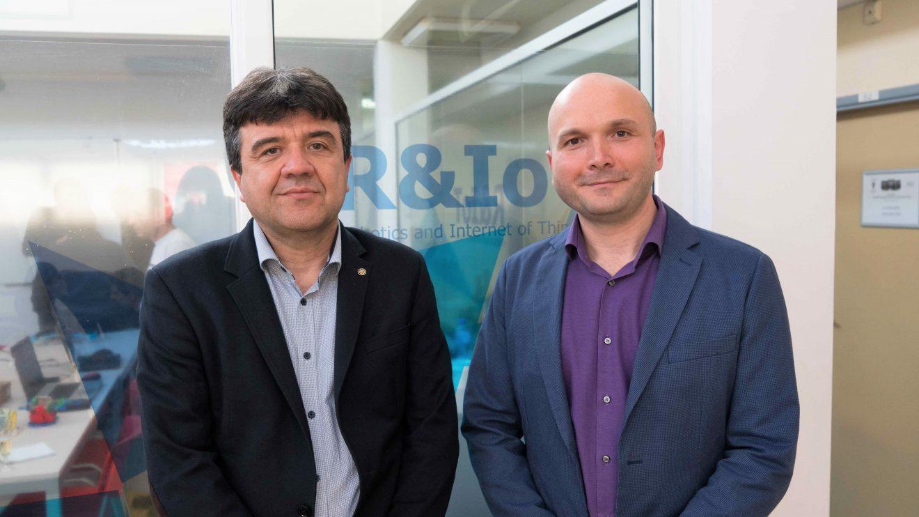 Факултетът по математика и информатика на СУ и SAP Labs България започват съвместна научно-изследователска работа