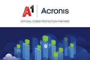 Acronis в партньорство с A1 България пуска облачен дейта център в София - Acronis Cloud Data Center