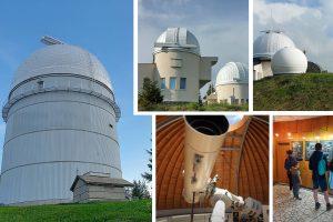 """На 20 юни ще има Ден на отворени врати в Националната астрономическа обсерватория """"Рожен"""""""