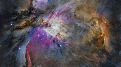 """Мъглявината в Орион: Поглед от """"Хъбъл"""" (Астрономическа снимка на деня – APOD)"""