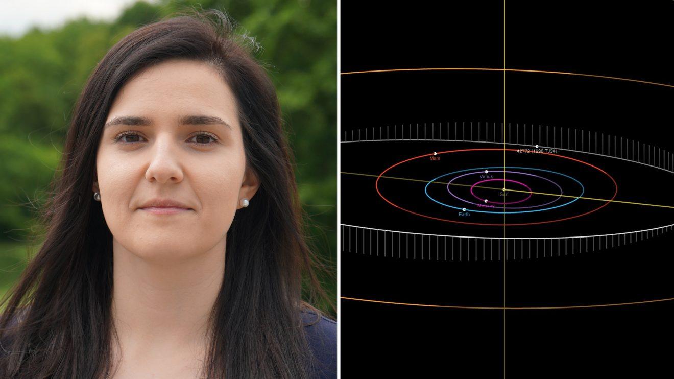 Признание! Кръстиха астероид на името на българския астроном д-р Росита Кокотанекова - (42772) Kokotanekova