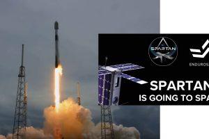 Българска компания EnduroSat изстреля наносателита SPARTAN с ракетата Falcon 9 на SpaceX (видео)