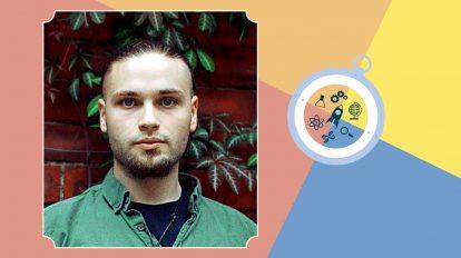 ЧСУ Izzi Science for Kids представя учителя си по математика на английски език Михаил Коцев