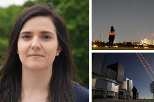 Д-р Росита Кокотанекова - астрономът, обикалящ света в преследване на комети