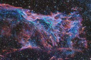 Триъгълните нишки на Флеминг (Астрономическа снимка на деня – APOD)