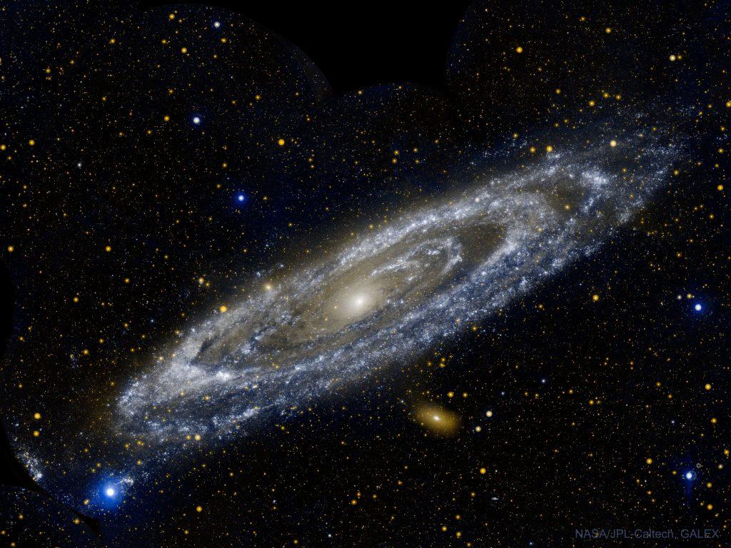(Астрономическа снимка на деня – APOD)