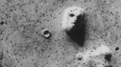 Лицето на Марс (Астрономическа снимка на деня – APOD)