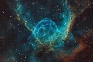 Шлемът на Тор (Астрономическа снимка на деня – APOD)