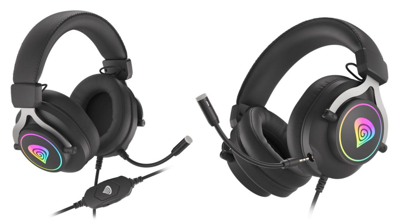 Genesis пускат на българския пазар най-новите си премиум жични слушалки - Neon 750 RGB