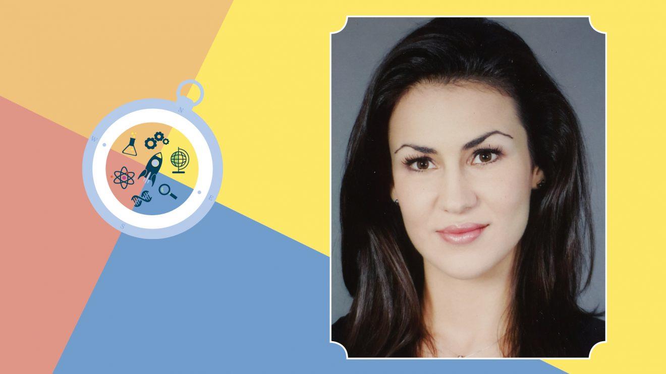 Izzi Science for Kids представя своя учител по математика на английски език Пламена Павлова