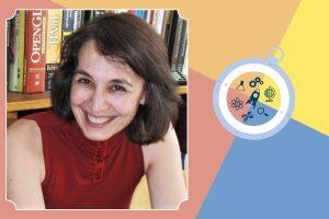ЧСУ Izzi Science for Kids представя своя учител по математика Невена Събева