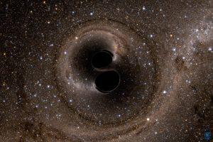 За първи път физици потвърдиха наблюдателно теоремата за площта на черните дупки на Стивън Хокинг