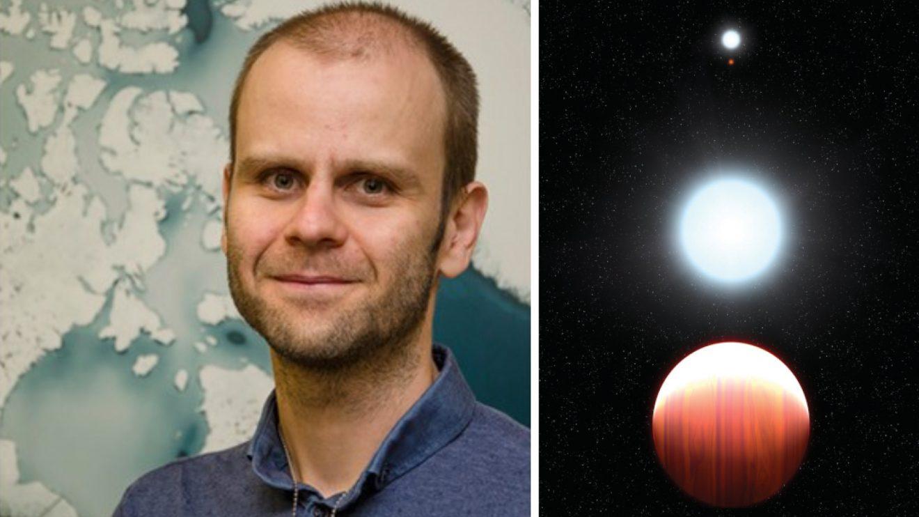 На 12 август в Кръжока по астрономия д-р Веселин Костов от НАСА ще ни разкаже за планети около двойни звезди