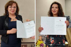 """Двама учители са лауреати на наградите на Съюза на математиците в България и фондация """"Св. св. Кирил и Методий"""""""