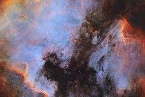 Мъглявините Северна Америка и Пеликан (Астрономическа снимка на деня – APOD)