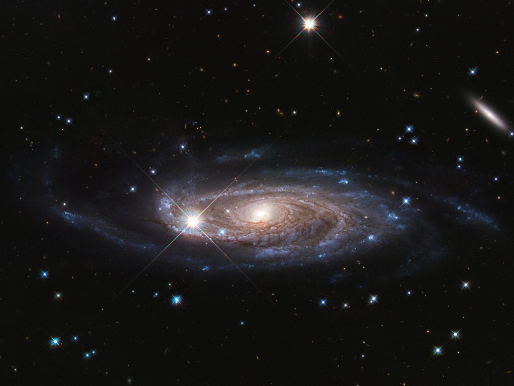 Галактиката на Рубин (Астрономическа снимка на деня – APOD)