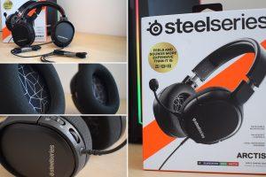 ТехРевю: SteelSeries Arctis 1 – отлични геймърски слушалки под 120 лева