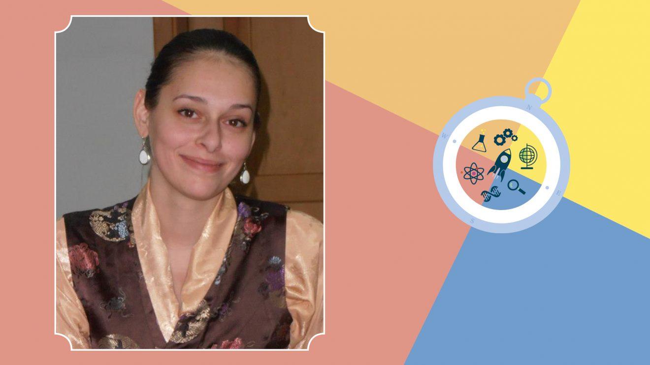 Детски център Izzi Start към ЧСУ Izzi Science for Kids представя своя учител Стела Монева