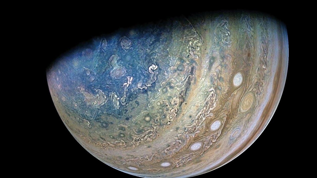 Видео: Преминаването на Juno покрай Ганимед и Юпитер (Астрономическа снимка на деня – APOD)